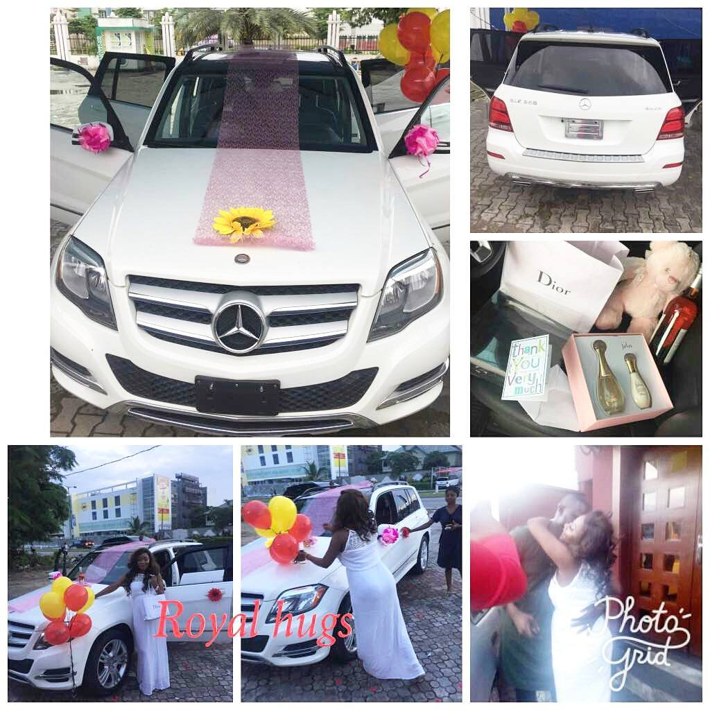 Image result for Man Surprises Wife With N15 Million Benz Just To Say 'Thank You' and 'I Love You'