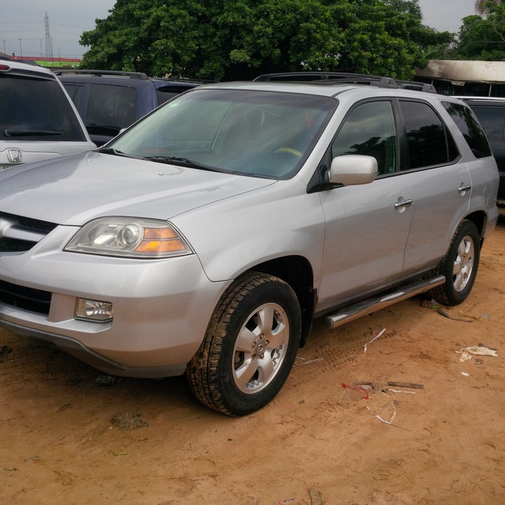 2006 Acura Mdx Registered For Sale Super Clean