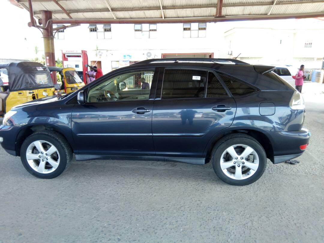 sparkling tokunbo 2004 lexus rx330 price autos. Black Bedroom Furniture Sets. Home Design Ideas