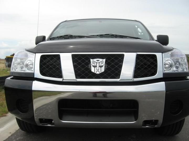 Transformer Autobot Custom Car Emblem Car Talk Nigeria