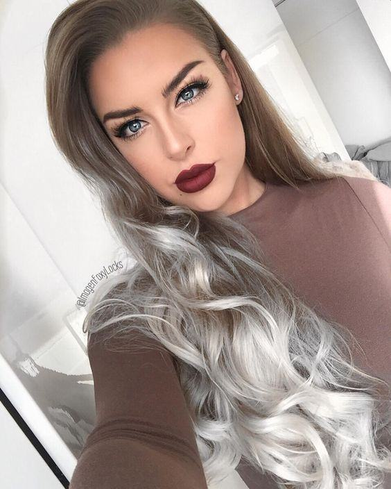 gray hair color trend 2014 hair color ideas for gray hair 2017 2018 fashion nigeria