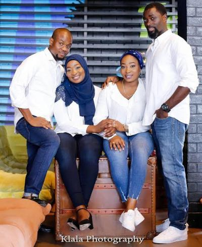 Two Sisters Set To Wed Same Day In Lagos. See Their Pre-Wedding Photos