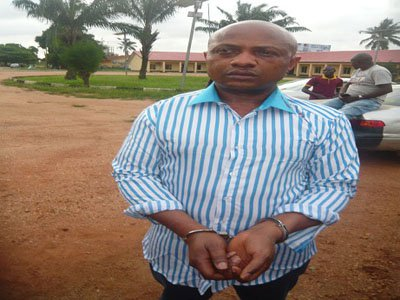 Evans: Lagos Transport Magnate Paid Me To Avoid Kidnap, Native Doctor Got 10%