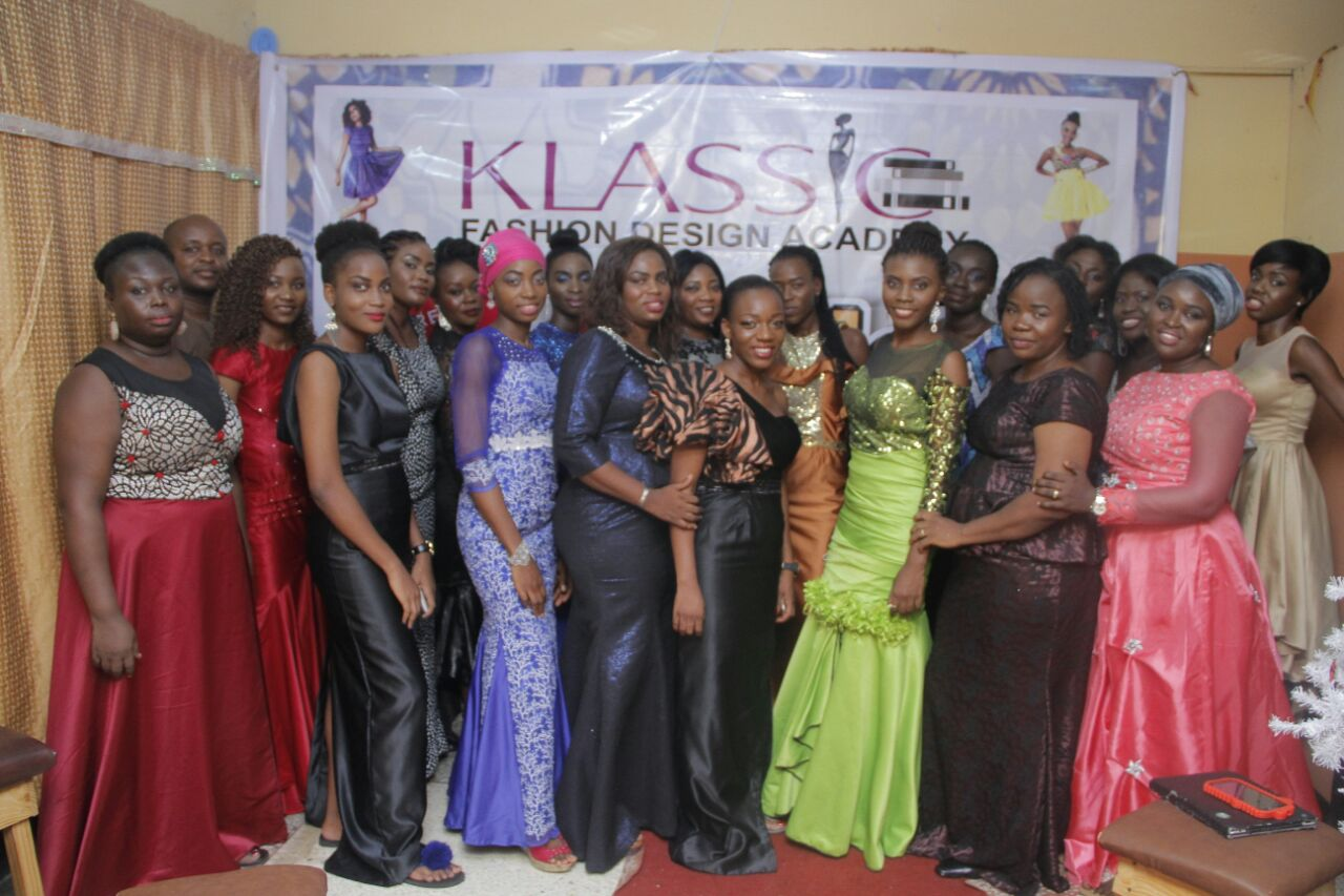 Klassic Fashion Design Training Academy Lagos Fashion Clothing Market Nigeria