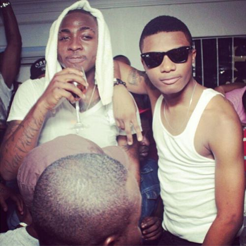 Wizkid & Davido, Are You Guys Sick ? – Concern Fans Writes Open Letter