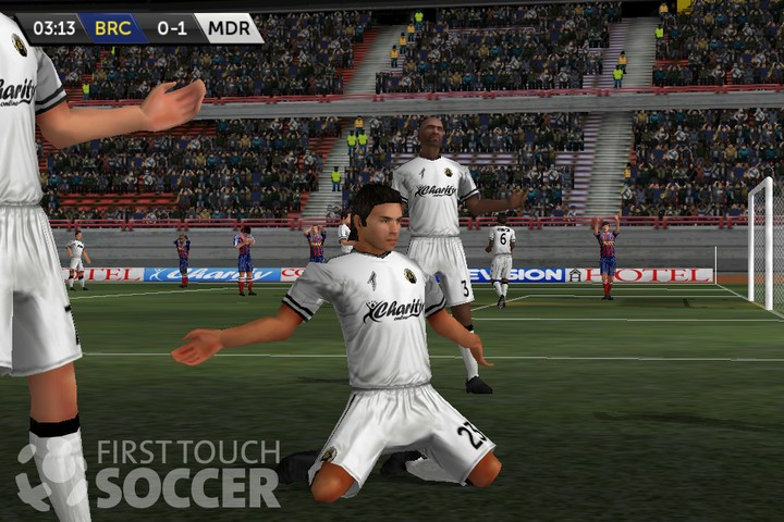 The Best Android First Touch Soccer
