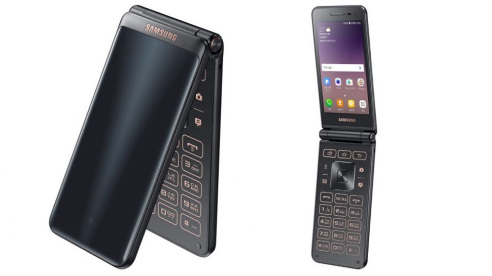 Samsung Brings Back Flip Phones Running Android OS