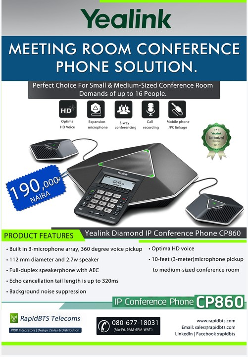 Official Distributor Of Sangoma, Yealink & Yeastar IP Phones, IP PBX