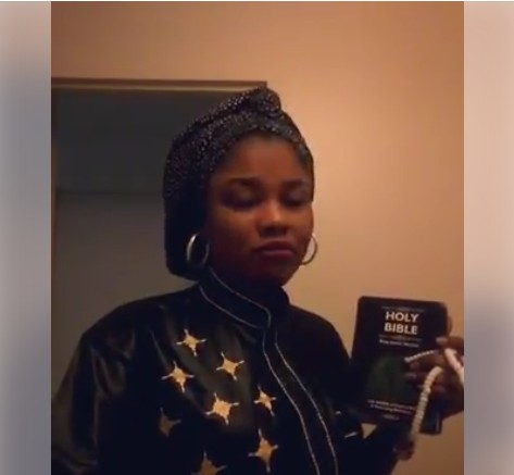 Image result for Nigerian Christian Lady Who Fasted for 29 Days with Muslims