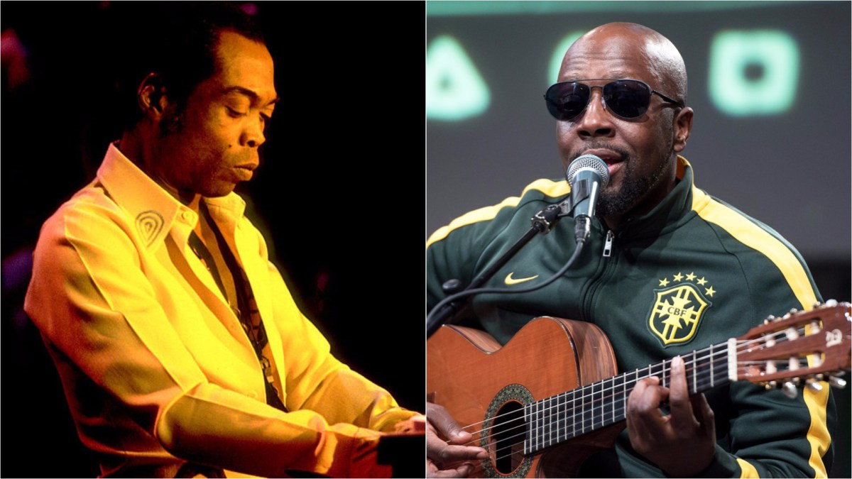 "Wyclef Jean Titles His Song ""Fela Kuti"""