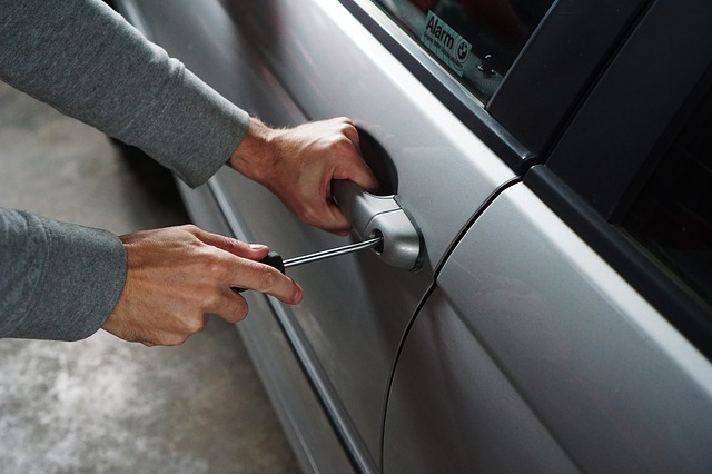 Here Is What You Should Do When Your Car Gets Stolen