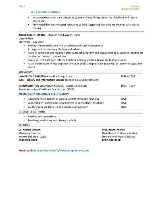 simple steps to writing a good cv for young graduates