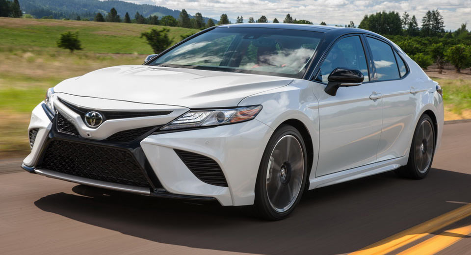 New 2018 Toyota Camry: Details And Photos