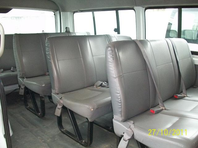 Toyota Hiace Bue 18 Seater 3 8 Million Autos Nigeria
