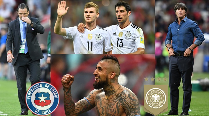 Germany Achieved To Win FIFA Confederations Cup