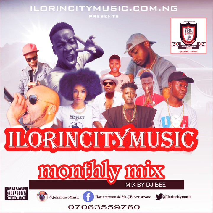 MIXTAPE: HONEY MOUTH ILORINCITYMUSIC MONTHLY MIXTAPE Mix by DJ BEE | @ilorincitymusic @DjBeeNaija