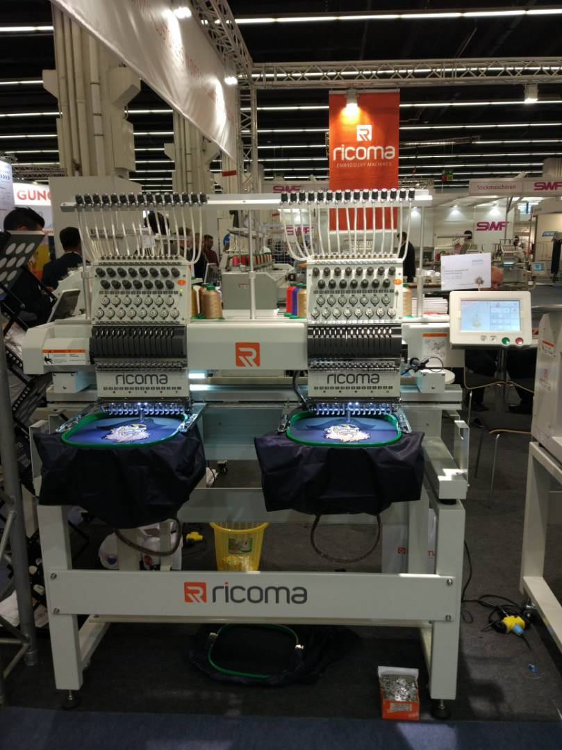 Selling New Industrial Embroidery Machines In Nigeria At ...