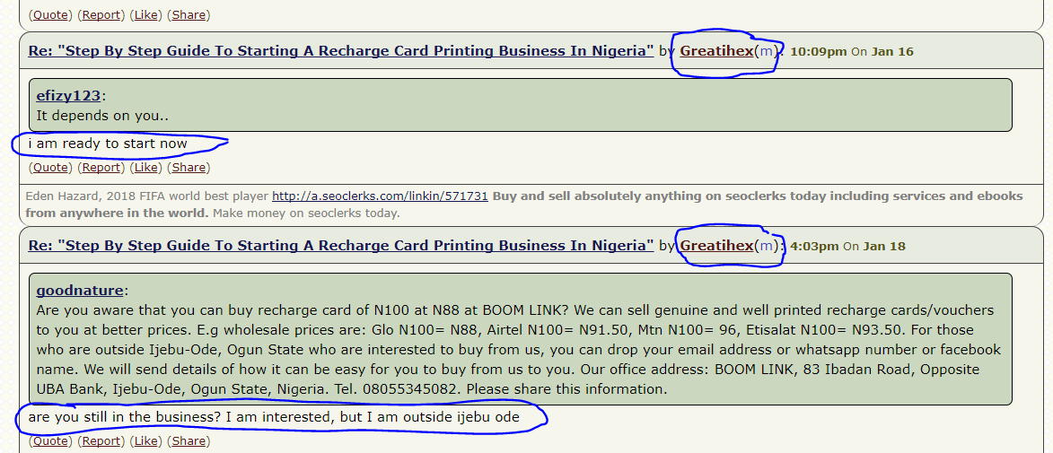 Step By Step Guide To Starting A Recharge Card Printing Business In ...