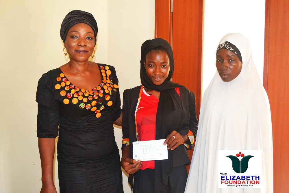 Education Scholarship Given to Students By Elizabeth Foundation