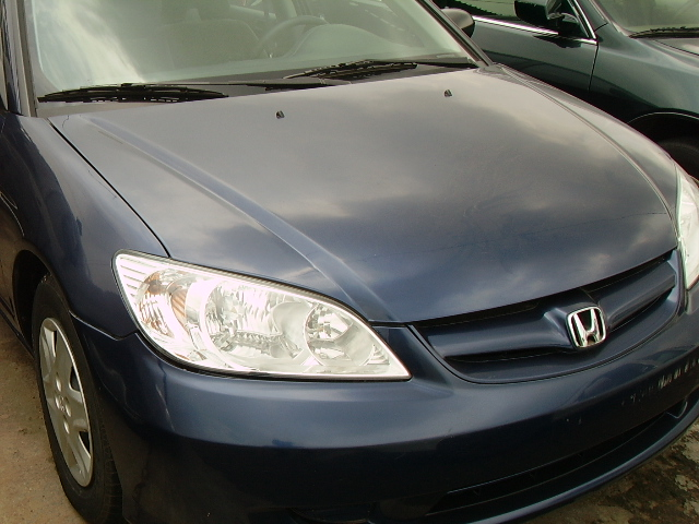 This Honda Civic 2005 Model Is For Sale At The Price Of 1.5m Only. Check  Out D Pics And Post Your Reply If Interested.