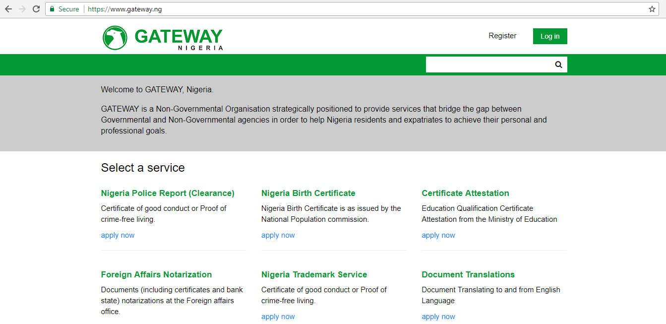 How do i go about obtaining police certificate in nigeria career police clearance certificate gateway xflitez Image collections