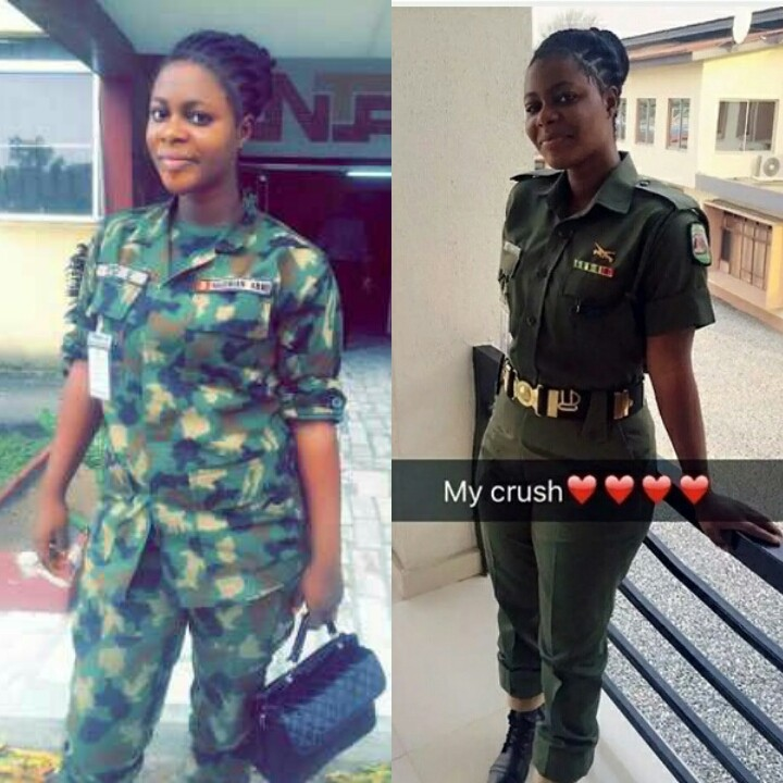 hot army officers