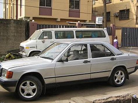 Nigerian used mercedes benz 190 for sale buy now autos for Mercedes benz inspection cost