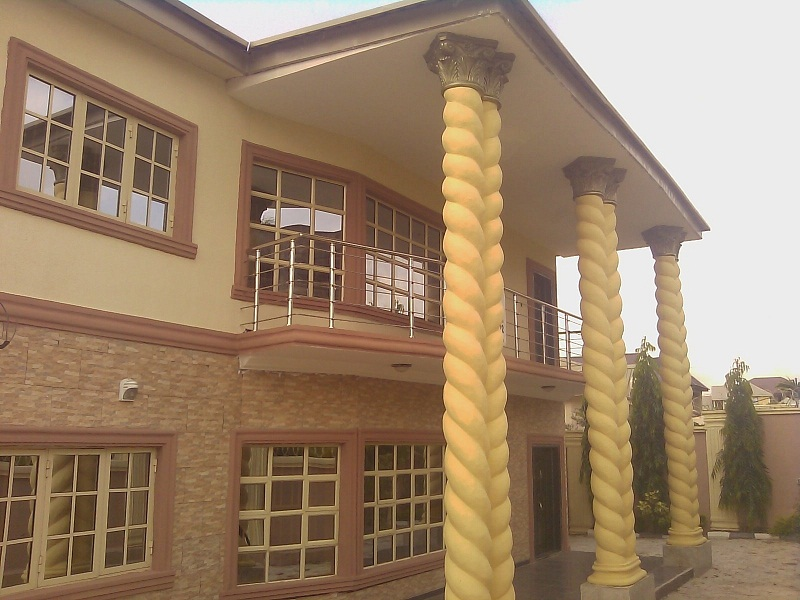Re: 4 Bedroom Duplex For Sale In Abuja by wellstone : 10:30am On Nov ...