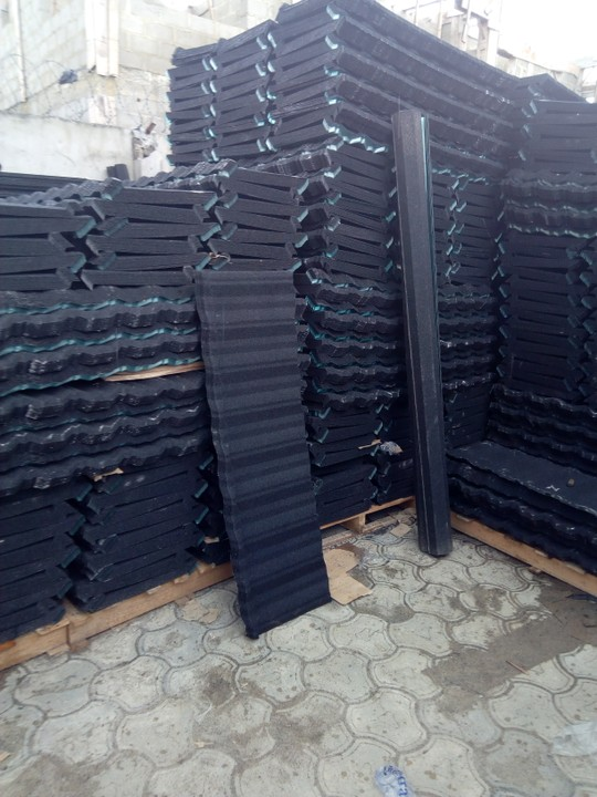 Nigeria Nigeria Current Cost Of Stone Coated Roofing