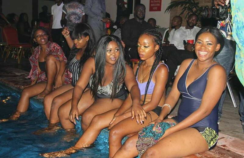 {filename}-Photos From Dynamix Magazine Pool Party In Lagos That's Got People Talking