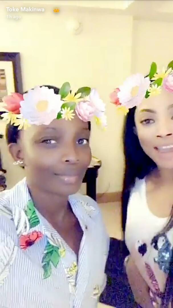 [Ent] Toke Makinwa Rejoices As Her Younger Sister, Busayo Is Set To Marry A White Man 5655234 whatsappimage20170715at6 13 40am2 jpeg jpeg170773b19c45c5a59341e84eff0204cd