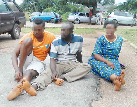 Woman Fakes Own Kidnap To Force Husband To Relocate Her To US (Pics)