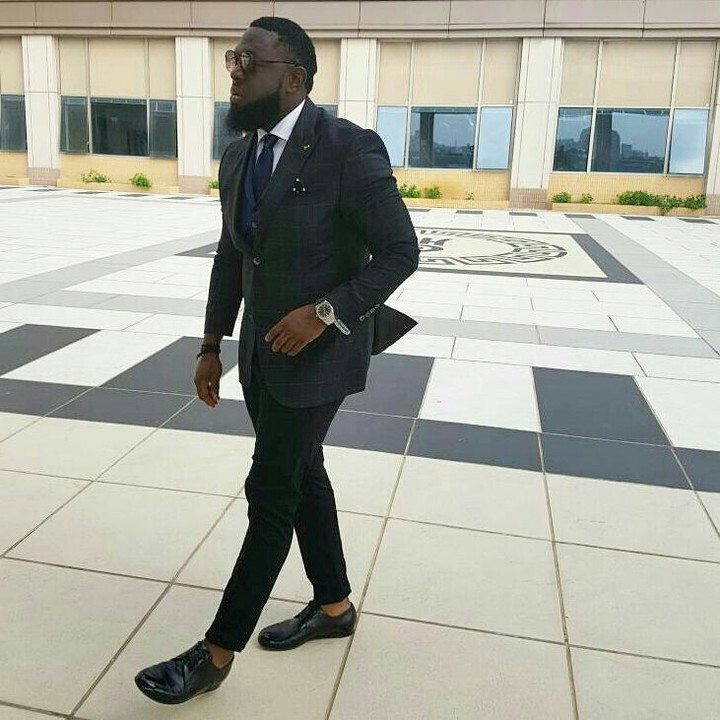 {filename}-Timaya Looks Dapper In Suit Outfit (photo)