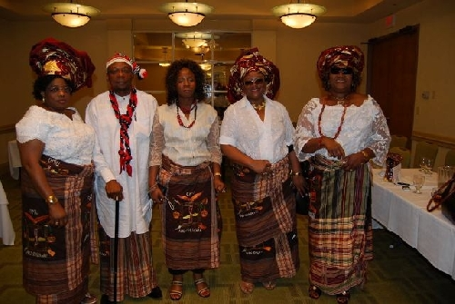 Eagles Members Arochukwu (in Pictures...