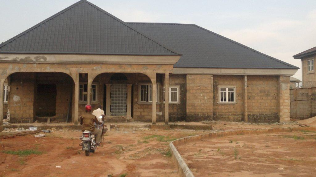 Cost of building a four bedroom bungalow in nigeria joy for 4 bedroom house to build