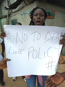 """UNIPORT Students Cry Over """"No School Fees, No Result, Repeat A Session"""" Policy (Pictures)"""