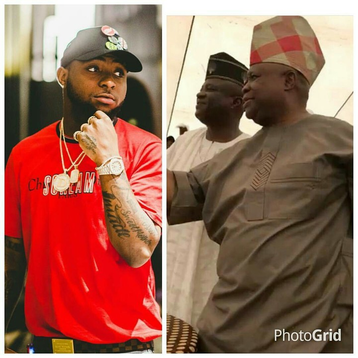 Image result for davido and dancing senator