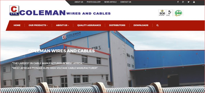 Coleman Technical Industries Limited Recruitment 2017 | Coleman ...