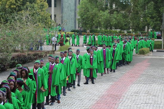 188 Students Bag First Class Honours At Covenant University's 12th Convocation
