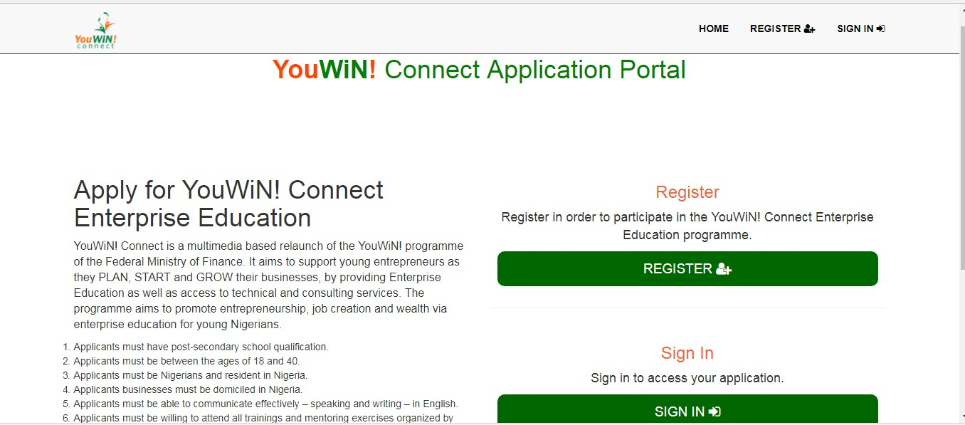 youwin business plan competition nairaland
