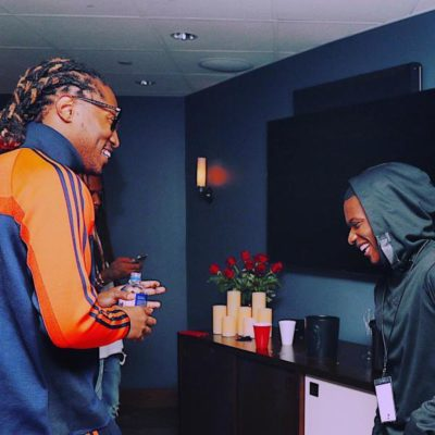 American Rapper, Future, Confirms Collaboration With Wizkid (Video)