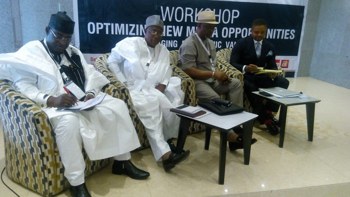 Workshop On Optimizing New Media Opportunities & Managing Electronic Vandalism (Pictures)