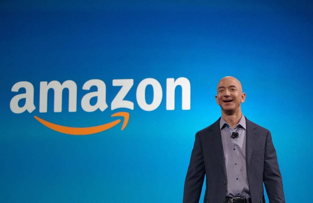 Jeff Bezos Overtakes Bill Gates To Become World's Richest Man (Photos)