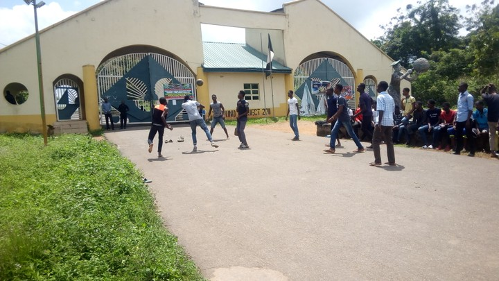 All You Need To Know About FUOYE (Federal University Oye Ekiti)