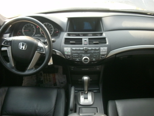 2009 Honda Accord Ex L Navigation System Dvd Player