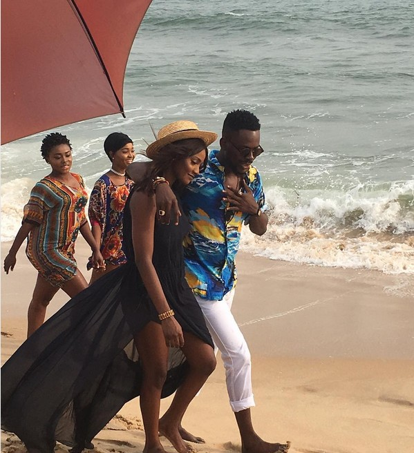 Fans Gush Over Simi And Adekunle Gold's Love After Simi Posted This