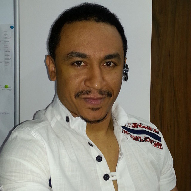 Daddy Freeze Reacts To Signboard Of 4 Different Churches In The Same Building