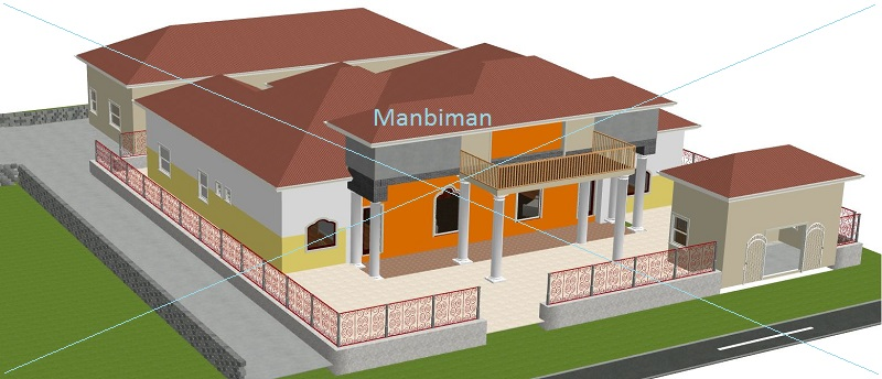 Cost Of Building This 6 Bedroom Bungalow Properties Nigeria