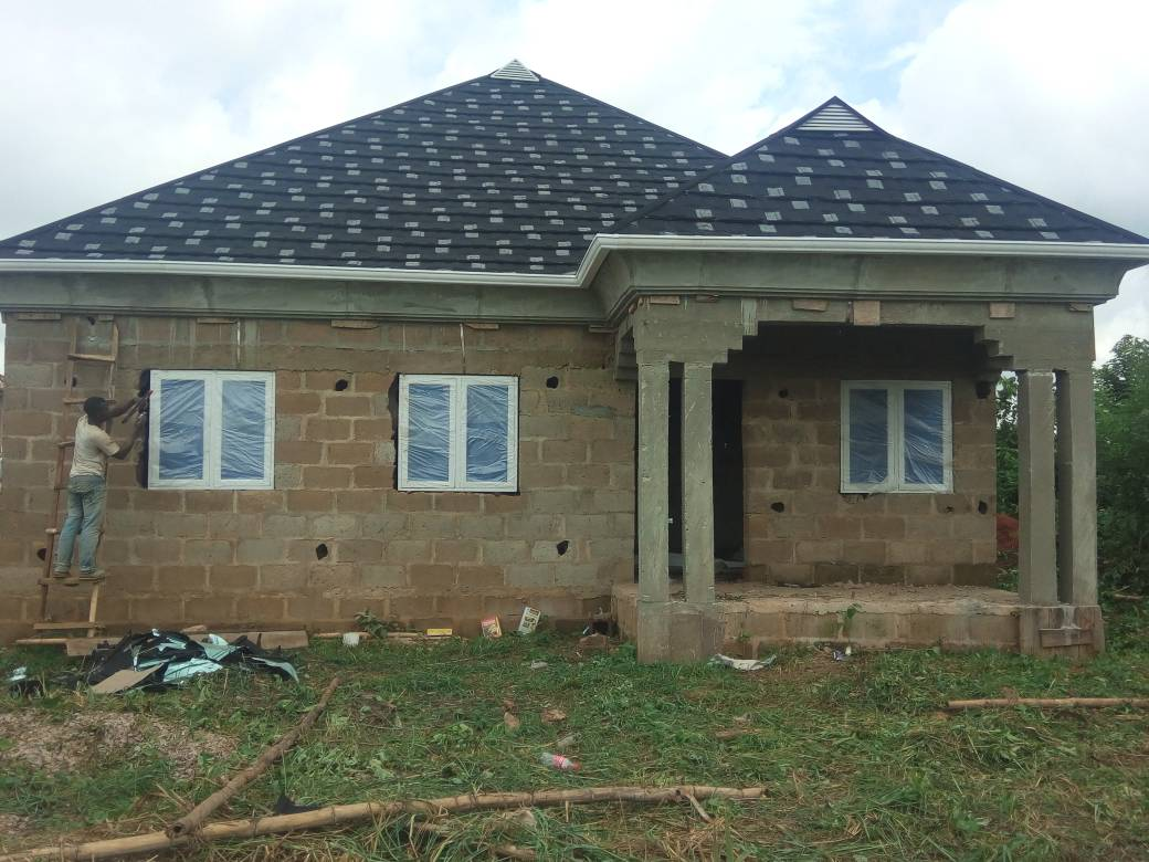 A standard 3 bedroom bungalow will be 14 to 16m bro with my own experienced if u ask how i will tell you