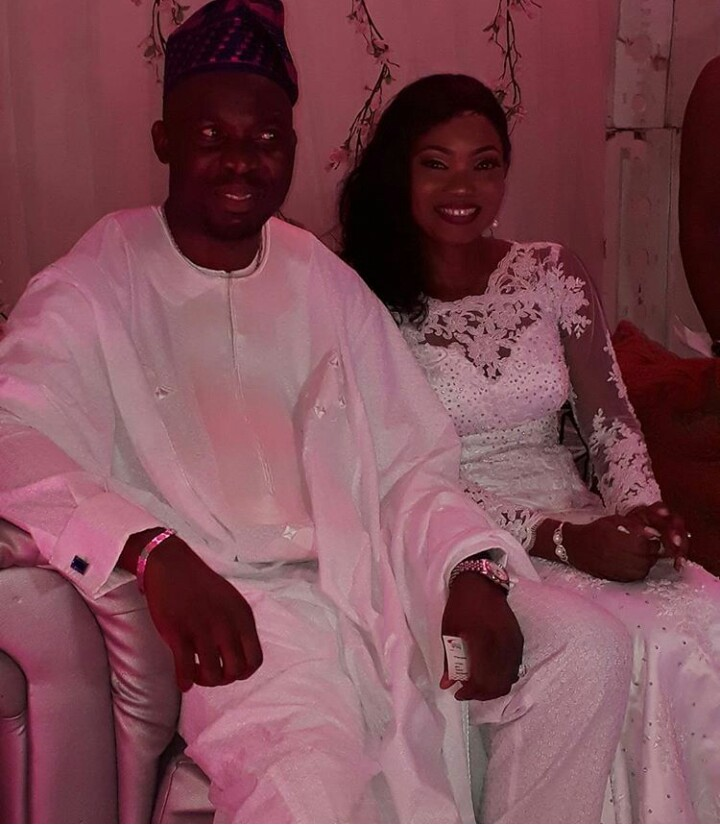 Check Out Photos From Top Yoruba Actress, Mercy Ebosele Wedding In Lagos